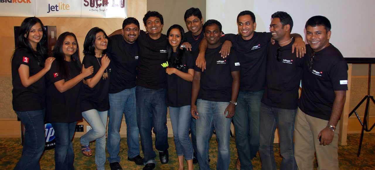 Indiblogger, Indiblogger team, Indibloggers, Indiblogger organization, blogger community india
