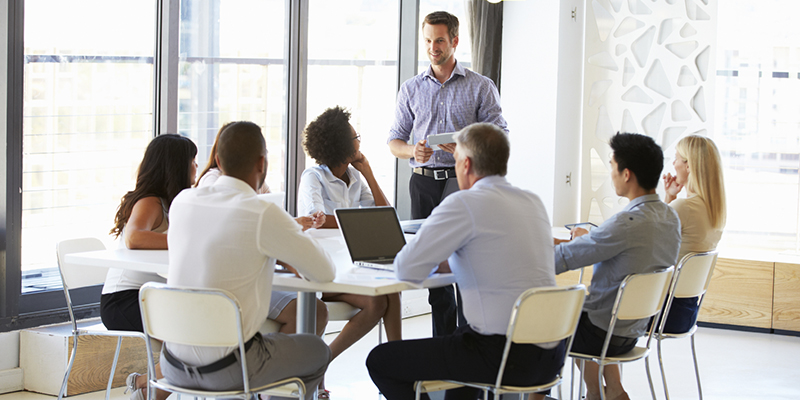 Methods to motivate a Sales team
