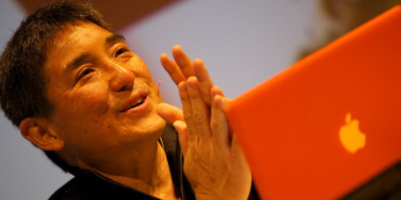 Guy Kawasaki, motivational, speaker, working,